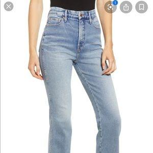 NWT Good American Good Curve High Waist Jeans